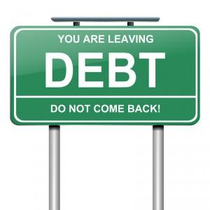 Eliminate Debt - Debt Free