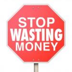 Eliminate Debt Stop Wasting Money